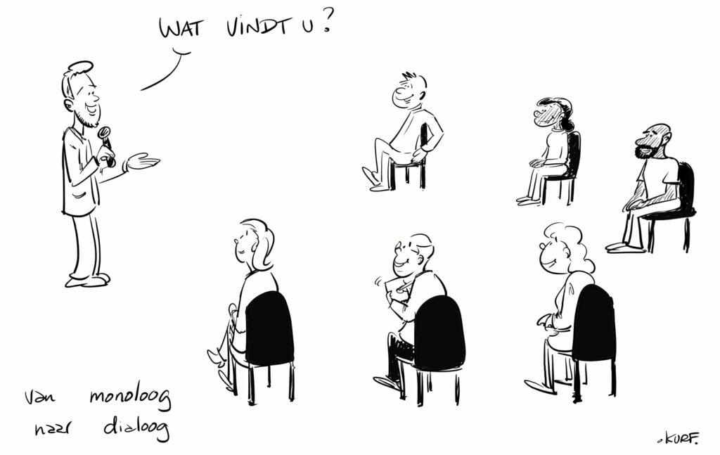 Basiscursus gespreksleiding / dagvoorzitterschap